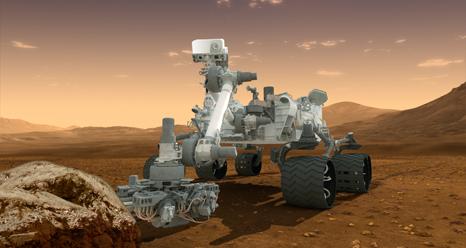 Lunedì mattina evento storico !   MSL CURIOSITY su Marte.