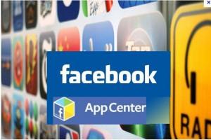Facebook APP CENTER è arrivato !