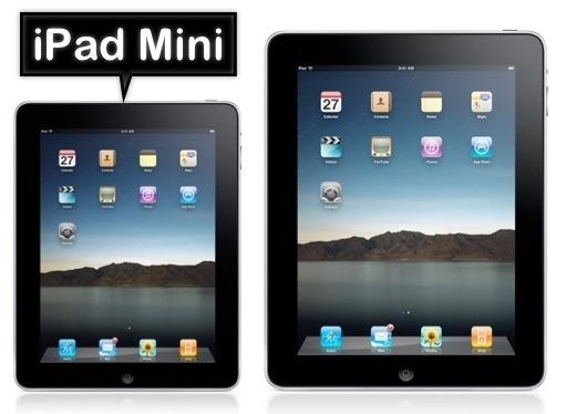 iPad Mini in produzione. Presentazione metà ottobre. In Italia a novembre