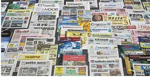 testate giornalistiche su pc