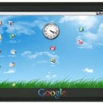 google tablet device