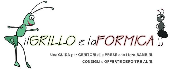 Il Grillo e la Formica, un nuovo sito per nonne e nonni …
