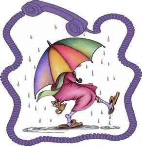 Che dice la pioggerellina di marzo?  Passata è l'uggiosa invernata, passata, passata!