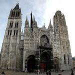 Da Rouen a Caen, con tappe intermedie e … Cena del POLLO