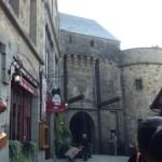 Da Mont Saint Michel a Saint Malo e  Saint Brieuc