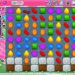 Dopo Ruzzle, ecco CANDY CRASH SAGA, mangia le caramelle che non ingrassano ;-)