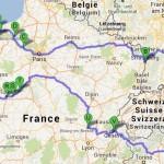 Si parte … verso la Normandia ;-)