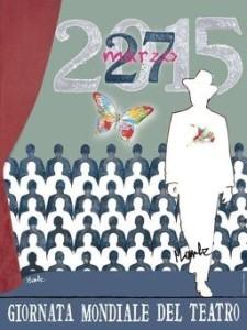 27 marzo … oggi tanti anni fa   –   Giornata Mondiale del Teatro