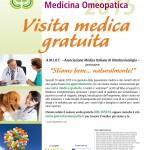 10 aprile … oggi anni fa    Giornata Mondiale Medicina Omeopatica