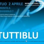 2 aprile … oggi anni fa     –  Giornata Mondiale dell'Autismo #Tuttiblu