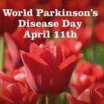11 aprile … oggi anni fa   – Giornata Mondiale del Parkinson
