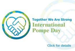 15 aprile … oggi anni fa   –  Giornata Internazionale malattia di Pompe o Glicogenosi