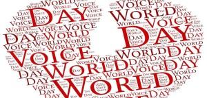 16 aprile … oggi anni fa     – Giornata Mondiale della Voce