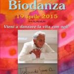 19 aprile … oggi anni fa    –  Giornata Mondiale della Biodanza