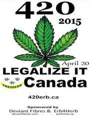 20 aprile … oggi anni fa    – Giornata Mondiale 420 (della Cannabis)