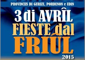 """3 aprile … oggi anni fa   –  Giornata della """"Fieste de Patrie dal Friul"""""""