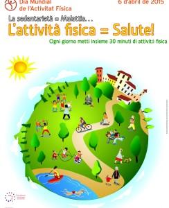 6 aprile … oggi anni fa    – Giornata Mondiale dell'Attività Fisica