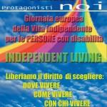 5 maggio … anni fa   – Giornata Europea per la Vita Indipendente delle persone con disabilità