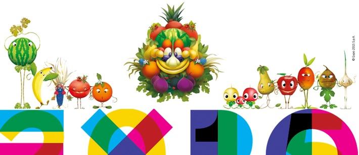 14 maggio … oggi anni fa   –  Buon onomastico Mattia  – Foody la mascotte di EXPO 2015