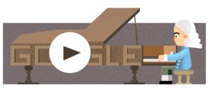 Doodle Google #cristofoletti