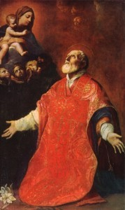 S. Filippo Neri (Guido Reni)