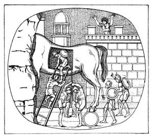 Cavallo di Troia - TROJAN Horse