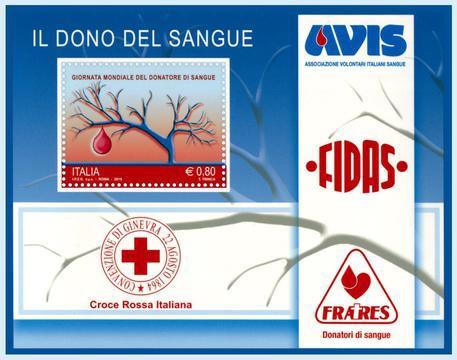 14 giugno … oggi anni fa   – Giornata del Donatore di Sangue  – National Day di San Marino a #EXPO2015