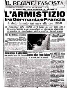 Armistizio 22/6/1940