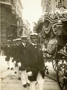 Funerale a Trieste Francesco Ferdinando