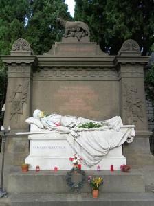 Tomba di MAMELI