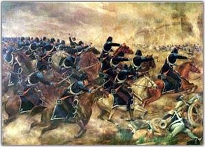 I Carabinieri a Grenoble 1815
