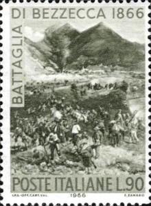 Battaglia di Bazzacca 1866