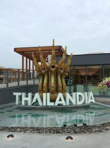 #Thailandia a # #EXPO2015