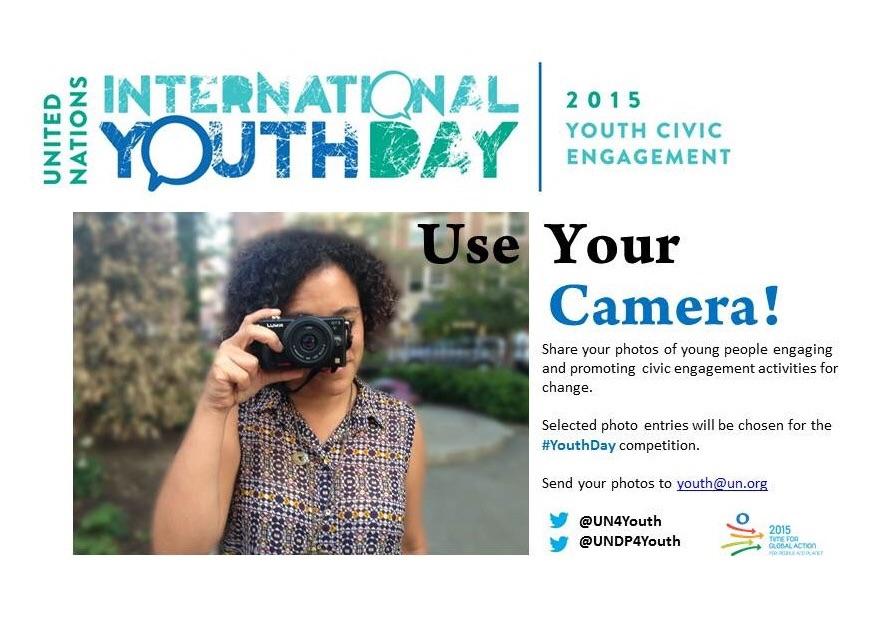 12 agosto … – Giornata Internazionale della Gioventù  #YouthDay- festa della  Mamma oggi a #EXPO2015