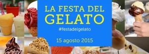 #FestaDelGelato