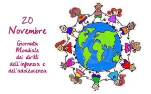 20 novembre … oggi anni fa –  Giornata mondiale dei diritti dell'infanzia e adolescenza