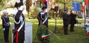 12 novembre … Giornata del ricordo dei Caduti nelle missioni internazionali per la pace – San Renato