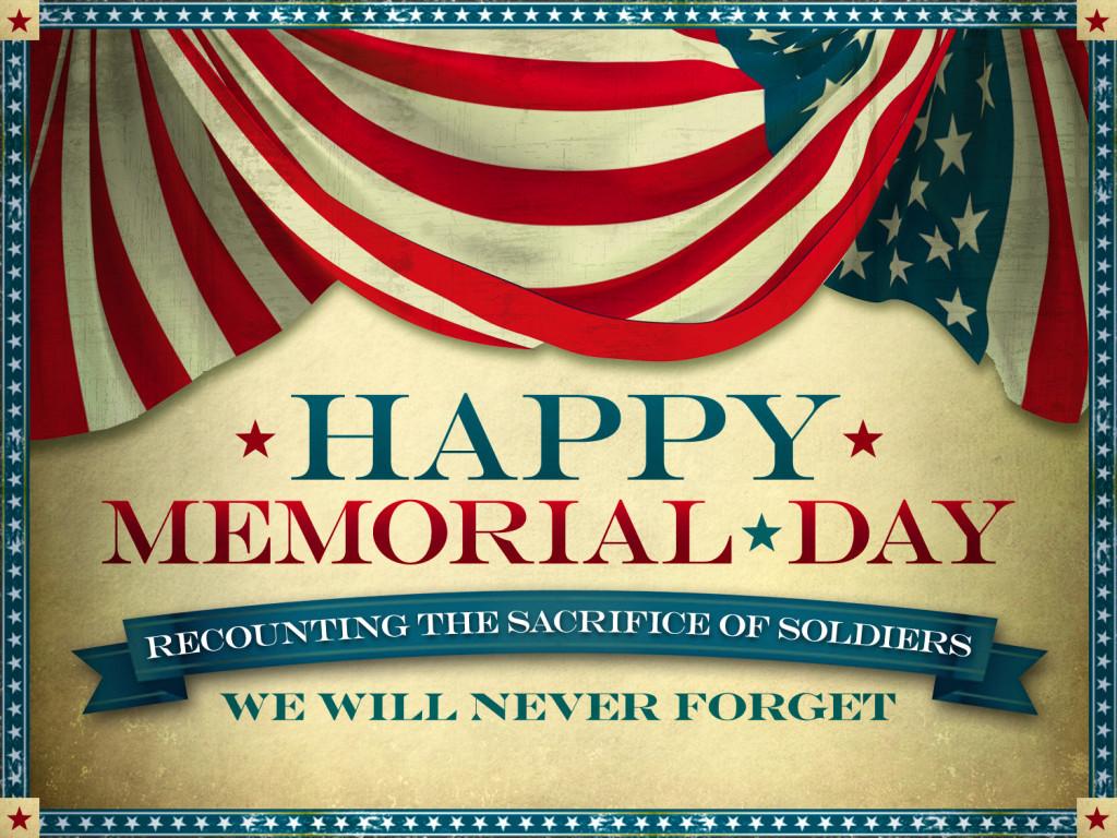 30 maggio … anni fa – Giornata Memorial Day in U.S.A