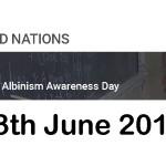 #albinismo
