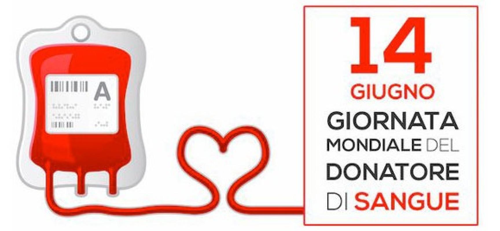 14 giugno … anni fa – Giornata del Donatore di Sangue