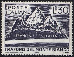 16 luglio … anni fa – Traforo Monte Bianco – Calendario islamico –