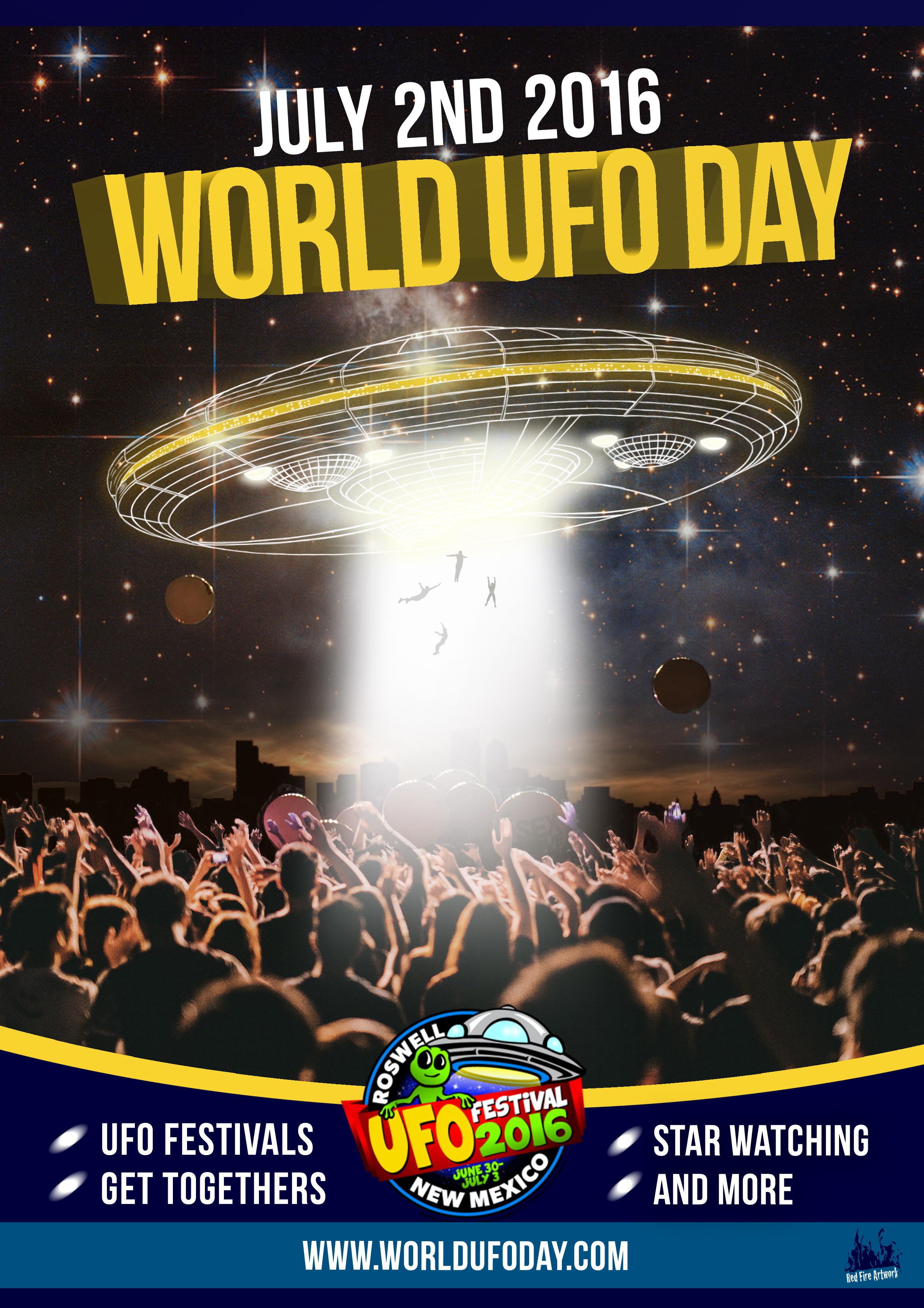 2 luglio … anni fa – Giornata degli UFO