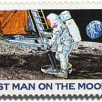Primo,uomo sulla luna