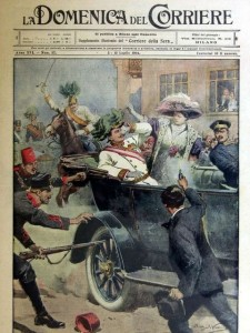 Assassinio Umberto I