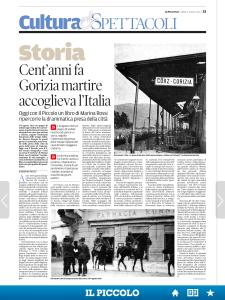 8 agosto … anni fa – Presa di Gorizia – Miniera di Marcinelle – Pace di Torino