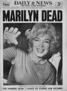 Morte di Marilyn