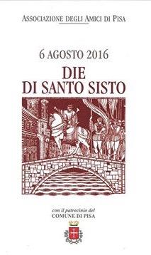 6 agosto … anni fa – Die di San Sisto a Pisa – Porta di Brandeburgo – Hiroshima