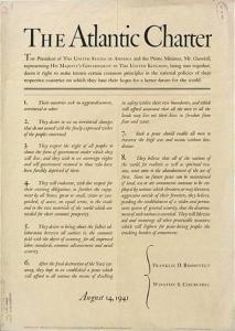 Carta atlantica