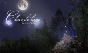 Chiaro di Luca Debussy