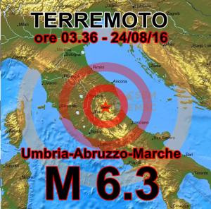 Terremoto 24/8/2016